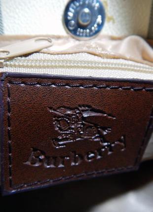 Женская сумка burberry на короткой ручке2 фото