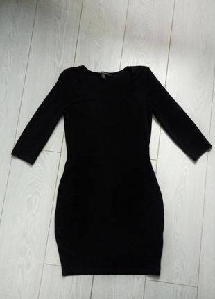 Черное платье new yorker