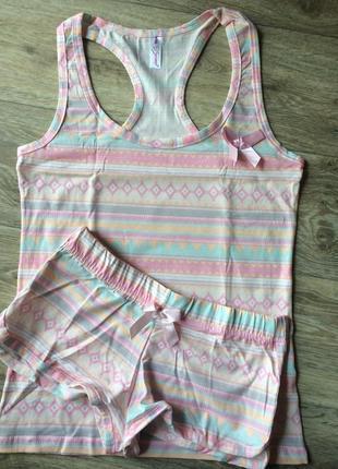 Яркая пижама, домашний комплект, комплект для сна💎💎