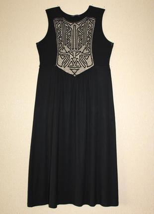 Красивое платье marks&spencer