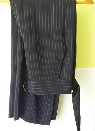Классические брюки mango suit текущая коллекция3 фото