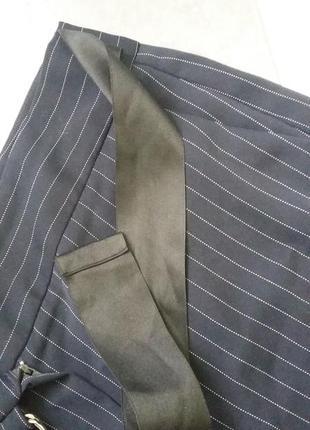Классические брюки mango suit текущая коллекция4 фото