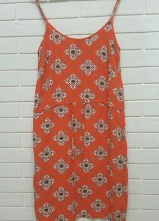Платье с карманами f&f