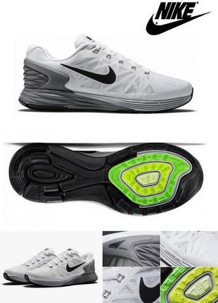 Nike lunarglide 6 кроссовки оригинал air max pegasus free run
