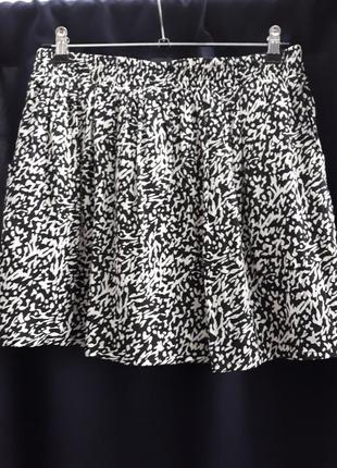 Короткая юбка mango