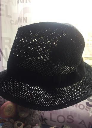 Идеальная соломенная  шляпа от h&m (швеция)