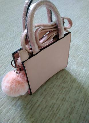 Мини сумочка bershka