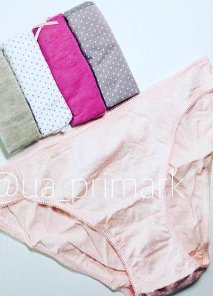 Женское белье primark, трусики primark, женские трусы слип примарк primark