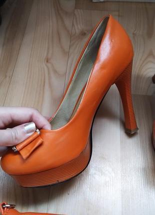 Стильный туфли   клатч в подарок3 фото