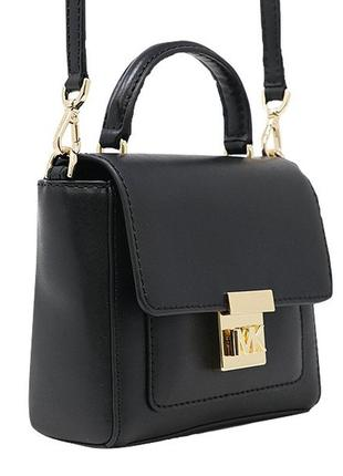 Новая чёрная сумочка michael kors оригинал