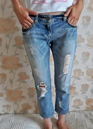 Короткие джинсы river island