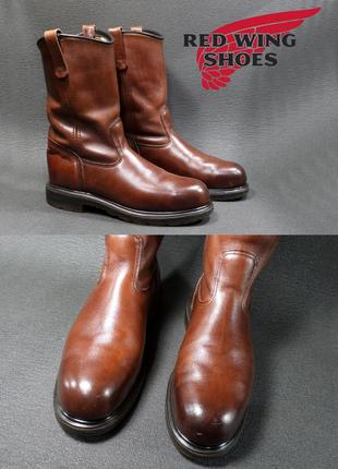 Red wing pecos сапоги ботинки dr.martens timberland