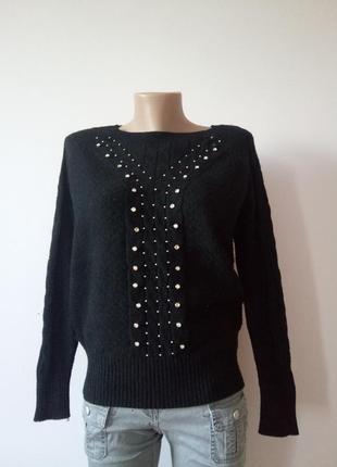 Стильный свитер tiramisu