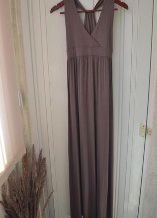 Top secret длинное платье в пол