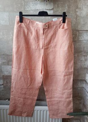 Gerry weber льняные брюки