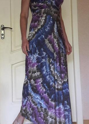 Сарафан платье длинное в пол