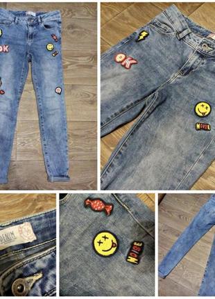 Просто невероятные джинсы скинни reserved