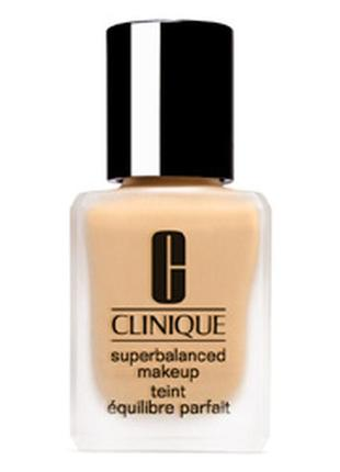 Тональный крем clinique superbalanced makeup 05 vanilla