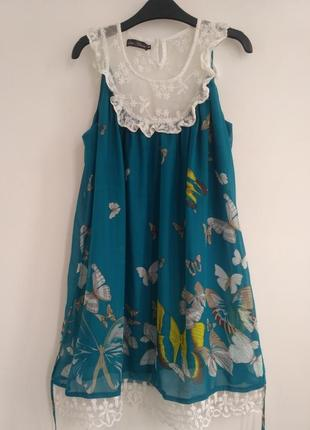Красивое платье little mistress размер s- m