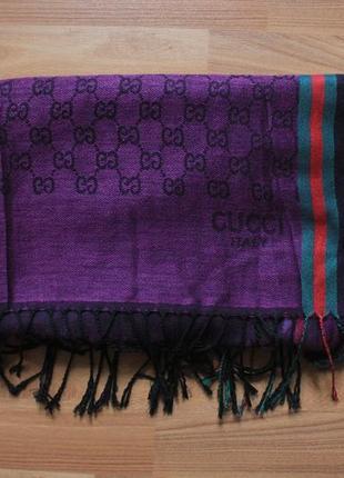 Ярчайший шарф gucci