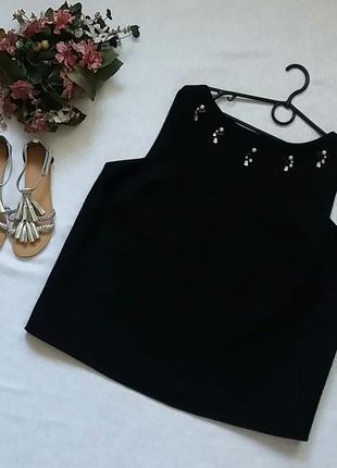 Нарядная фактурная блузка george 20--54 размер.
