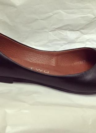 Туфли натуральная кожа и замш