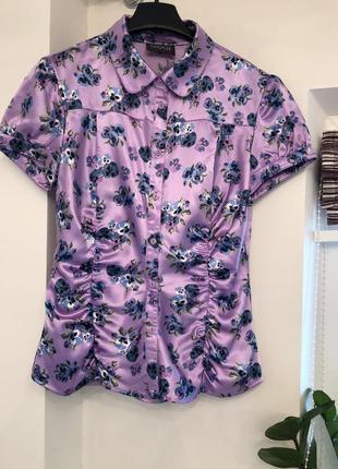 Яркая блузка oggi
