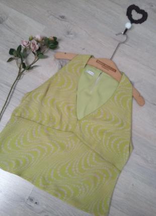 Planet-роскошная шелковая блуза. planeta organica