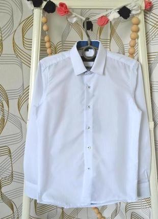 Школьная рубашка verton classic на мальчика от 6 до 13 лет