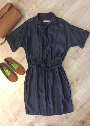 Платье из лиоцелла zara