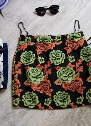 Новая , летняя юбка boohoo