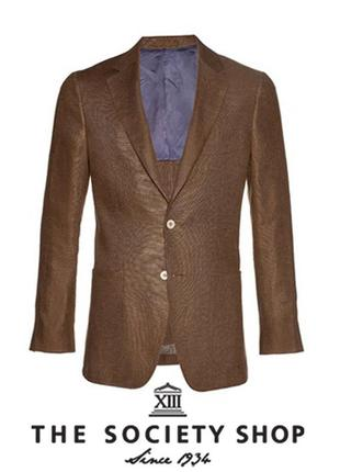 Soc13ty мужской пиджак блейзер 100% лён kiton zilli isaia