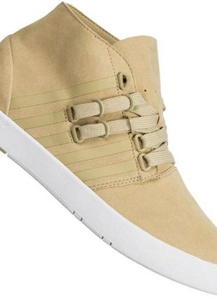 65fe562b399a Оригинал кроссовки сникерсы ботинки замшевые унисекс k-swiss chukka 42, 43  размер