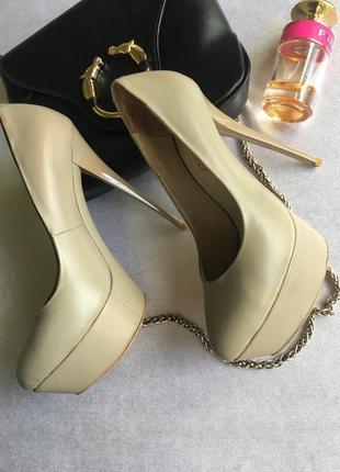 Кожаные туфли  atonio biaggi