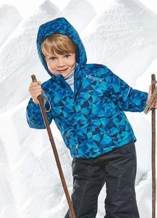 Лыжная термо-курточка, термо-куртка на мальчика lupilu, р.86-92 (12-24 мес)