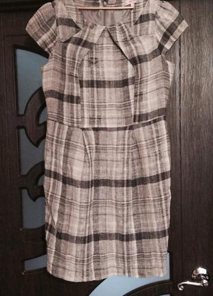 Льняное платье от per una