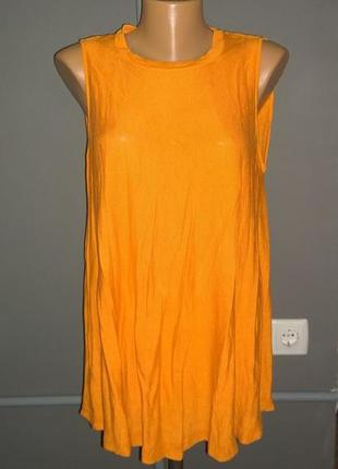 Блуза топ кофточка свободного кроя большого размера next