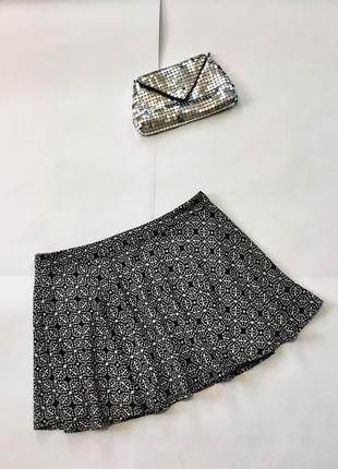 Летняя юбка с принтом, atmosphere, размер 44-46, 46-48