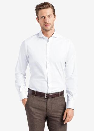 Windsor мужская рубашка etro eton van laack
