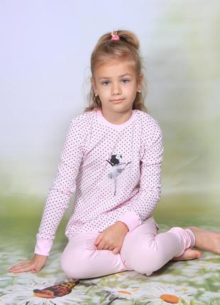 Піжама на дівчаток від 92 до 134 росту
