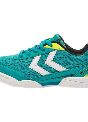 Кросівки hummel handballschuhe root junior lace trophy