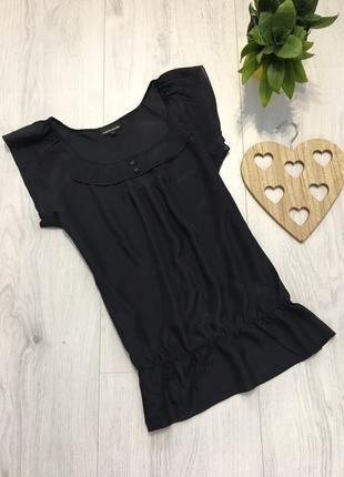 Шёлковая блуза, майка, бренд, очень красивая