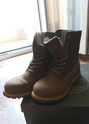 Женские оригинальные ботинки timberland