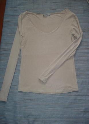 Качественная базовая блузка, футболка, кофта р.8-10 чехия