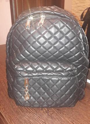 Кожаный рюкзак(портфель)