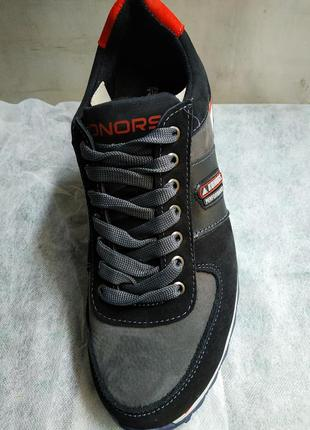 Спортивные туфли, 100% кожа