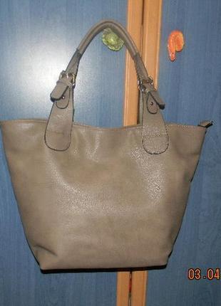 Стильная лаконичная сумка