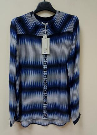 Легкая блузка с узором mos mosh дания