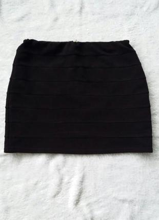 Бандажна юбка new look