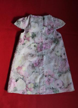 Платье john rosha для девочки 1.5-2 года(может быть до 3-х,полномерное)2